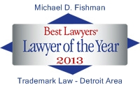 MFishman Lawyer of the Year 2013
